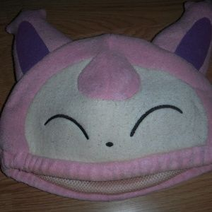 NEW PokePark SKITTY Anime COSTUME HAT Halloween